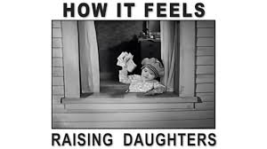 Memes About Daughters - how it feels raising daughters youtube