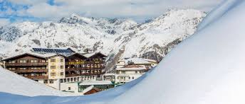 4 ski hotel in the hochsölden ski resort austria