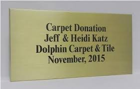 How Thick Is Corian Custom Dedication Recognition Memorial And Informative Plaques