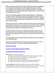 All About The Indian Flag Guided Discussion Alcohol Abuse Pdf