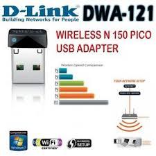 wifi usb 2 0 d link dwa 121 150 mo s d link wireless n150 pico usb adapter dwa 121 توصيل taw9eel com