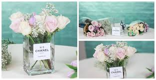The Flower Vase Chanel Flower Vase Diy Tutorial Youtube
