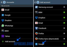 buat akun google facebook membuat akun google baru di android