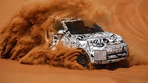 land rover racing new discovery