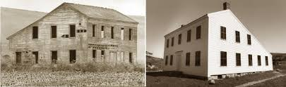 matters historical how half moon bay u0027s johnston house was rebuilt