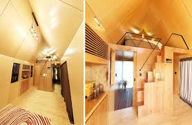 215 square feet a 215 square feet home built in gangwon do south korea by plus