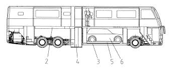 volkner patent us20110000730 motorhome with onboard touring car