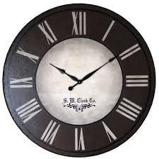amazing wall clocks amazing ideas black wall clocks idea 625557 howard miller