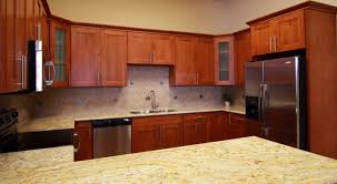 kitchen cherry shaker kitchen cabinets cherry shaker kitchen