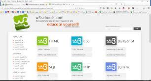 css tutorial w3schools pdf download w3schools offline january 2017 link updated