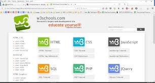 bootstrap tutorial pdf w3schools download w3schools offline january 2017 link updated