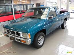 nissan hardbody for sale 1995 nissan hardbody truck xe extended cab in vivid teal pearl