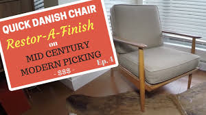 Mid Century Modern Danish Chair Wood 3 Easy Restoration Tricks To Use On Mid Century Modern Furniture