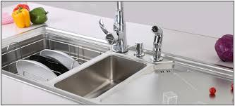 Sink Designs Kitchen Sink With Drainboard India Sinks And Faucets Gallery