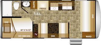 nash travel trailer floor plans northwood manufacturing nash floorplan cing pinterest