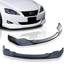 2006 lexus is250 parts amazon com 06 08 lexus is250 is350 jdm ing style pu front