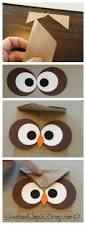 owl crafts easy treat bag perfect for parties owl crafts owl