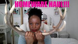 Home Decor Bargains Tk Maxx B U0026m Home Bargains U0026 Ikea Homeware Haul 2016 U0026 Fall