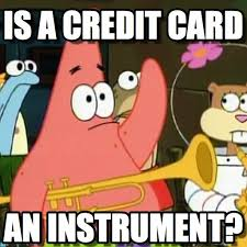 Credit Card Memes - credit cards good or bad credit the good the bad and the
