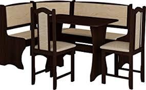 kitchen nook furniture set breakfast kitchen nook table set l shaped storage