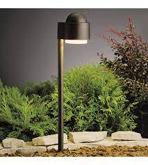 kichler landscape path lights kichler 15360azt landscape 12v 12v 24 4 watt textured architectural