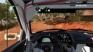peugeot aust dirt 4 peugeot 306 maxi cockpit cam fitzroy australia youtube