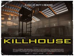 L4d2 Maps L4d2 Killhouse Call Of Duty 4 Remake Addon Left 4 Dead 2 Mod Db
