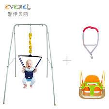 siege balancoire b evebel bébé cavalier balançoire pour bébé siège bébé rebondir chaise