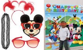 mickey mouse photo booth mickey mouse photo booth kit party city