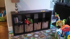 Toy Storage Bookcase Unit Appealing Ikea X Expedit Kallax Bookcase Shelves Shelving Unit