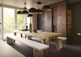 Dining Tables With 4 Chairs Combining Country Dining Tables With Modern Chairs Is Trendy