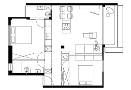 space saving house plans custom space saving partitions transform tiny apartment small