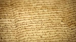 parchment paper to write on the uk will finally stop writing its laws on dried calf skin quartz a view of the magna carta one of only 4 surviving copies of the 1217