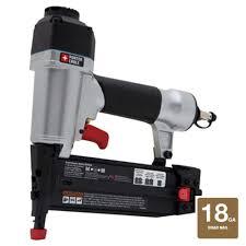 Husky Floor Nailer by Porter Cable 18 Gauge Pneumatic Brad Nailer Bn200sb The Home Depot