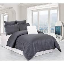 henrik 7 piece comforter set by dansk hayneedle