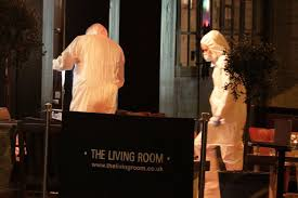 livingroom manchester manchester shooting drive by at deansgate s living room bar