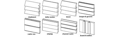 Tongue And Groove Shiplap How To Specify Wood Siding Architizer