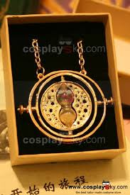 hermione necklace time images Harry potter hermione granger time turner rotating hourglass jpg