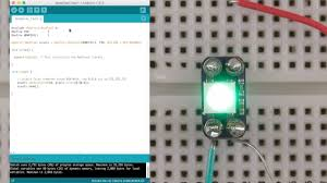 ws2812b neopixel rgb led am arduino uno youtube