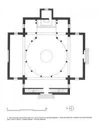 ground floor plan st john u0027s church house historical