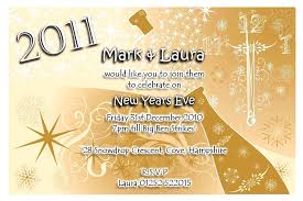 new year invitation template new year invitation card template about wedding