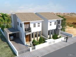 a detached four bedroom house in a plot 360 square meters in