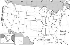 map us quiz map usa states quiz major tourist attractions maps