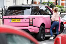 range rover pink interior katie price out and about in london 05 16 2017 hawtcelebs