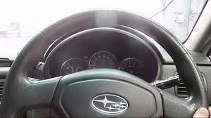subaru forester steering wheel wrecking 2004 subaru forester c21337 youtube