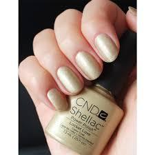 cnd creative nail design shellac power polish locket love cnd