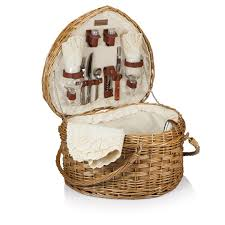 picnic baskets for two willow heart picnic basket for two great gifts for s day