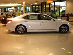09 lexus ls460 2009 starfire white pearl lexus ls 460 l 20915795 gtcarlot com