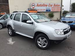 renault duster 2017 colors used dacia duster laureate silver cars for sale motors co uk