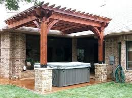 free standing lattice patio cover plans free standing patio